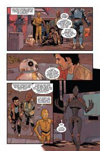 Poe Dameron 10 Preview