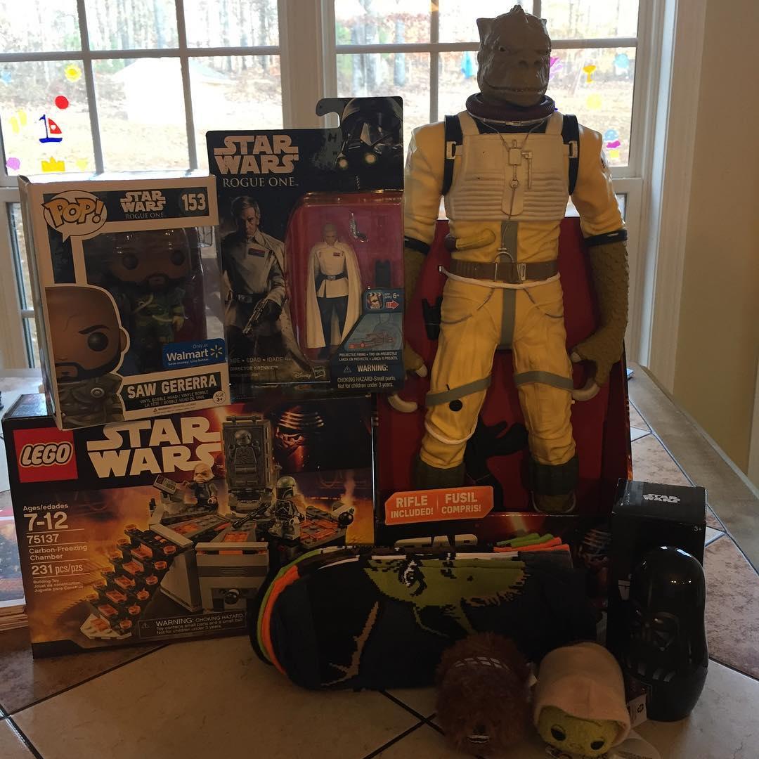 Star Wars Toy Sales