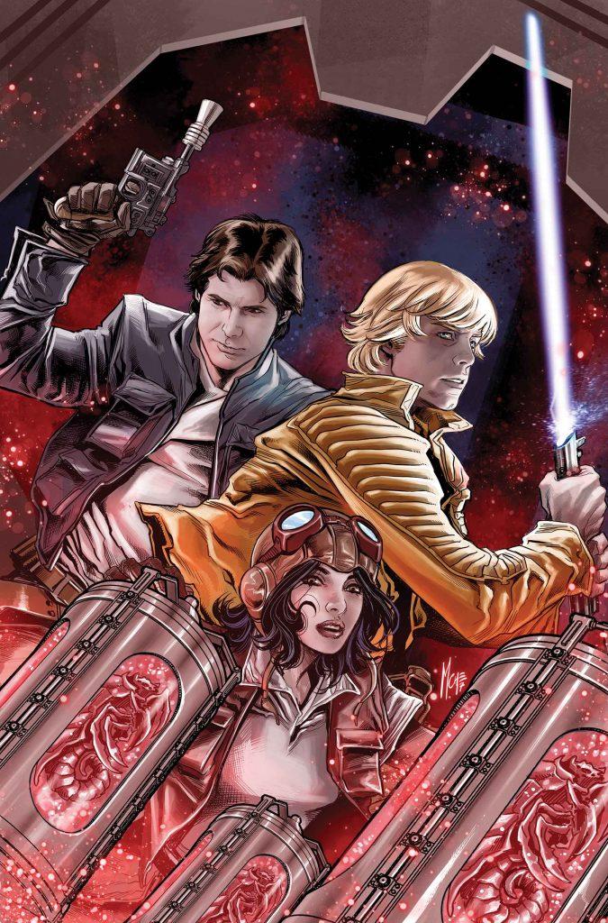Star Wars May 2017 Solicitations
