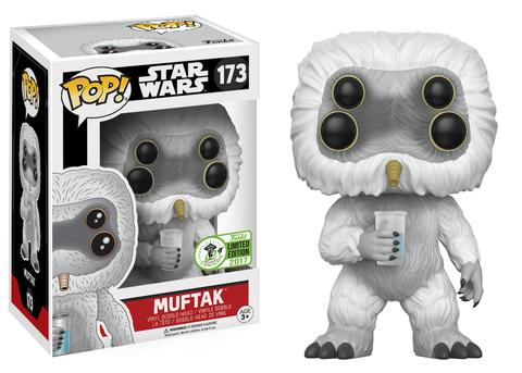 Emerald City ComicCon Exclusive Muftak