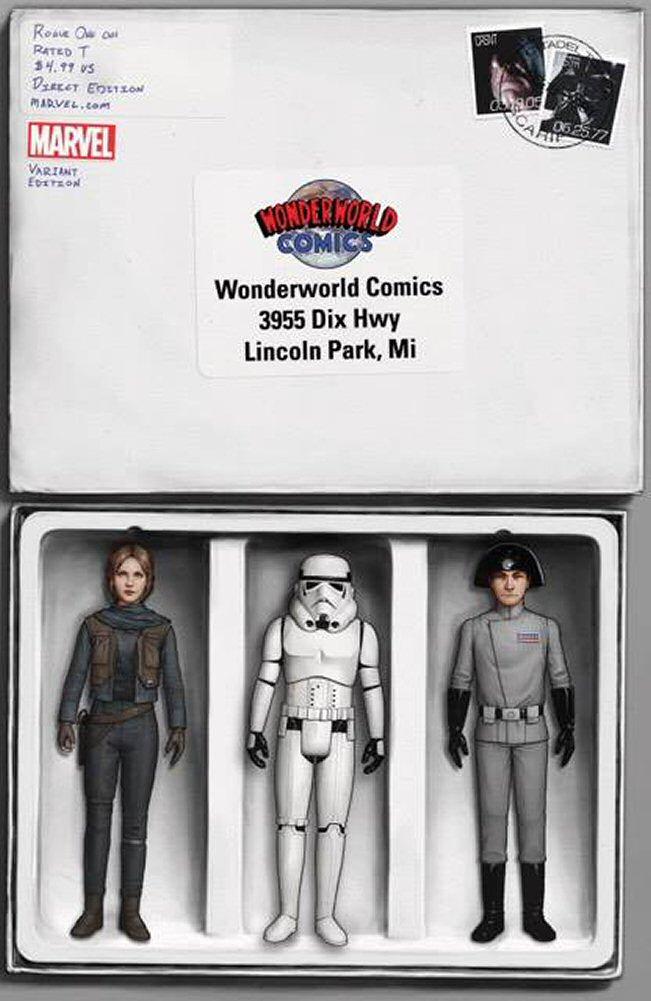 Star Wars Celebration John Tyler Christopher Action Figure Variant