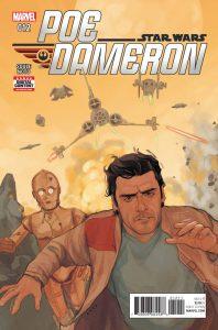 Poe Dameron 12 Preview