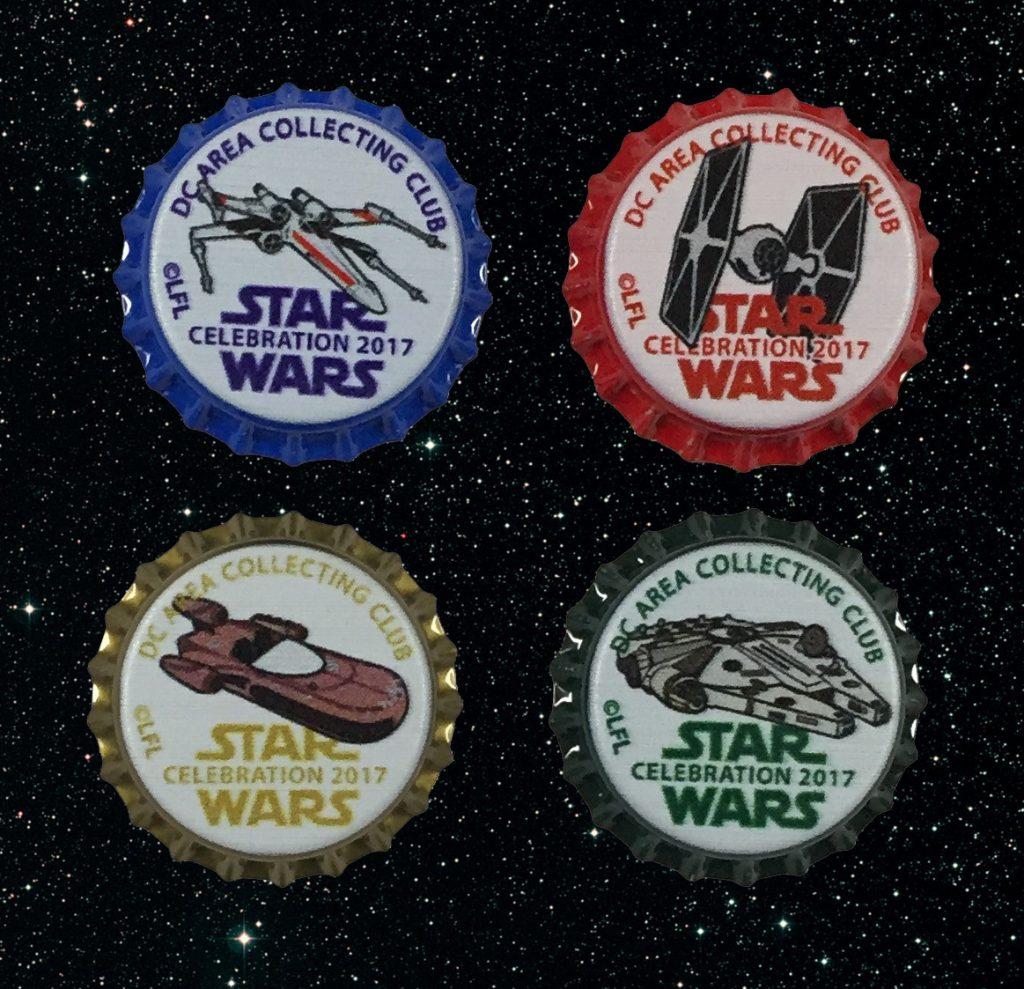 Star Wars Bottle Caps