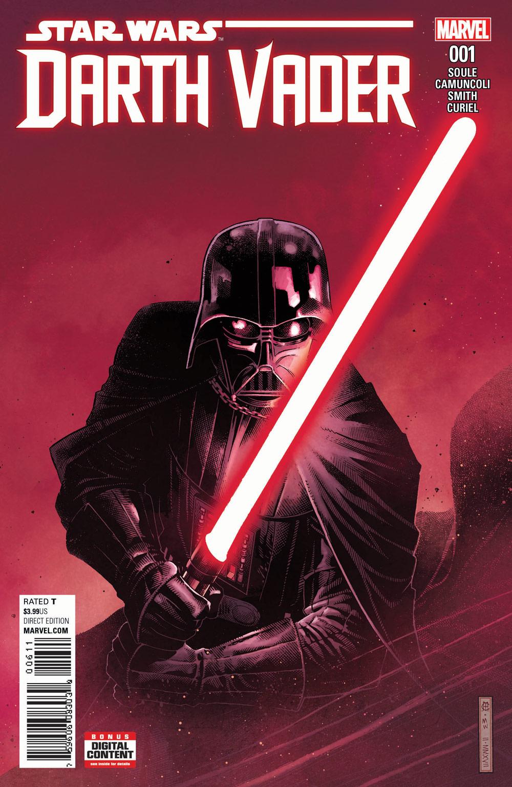 Darth Vader Comic