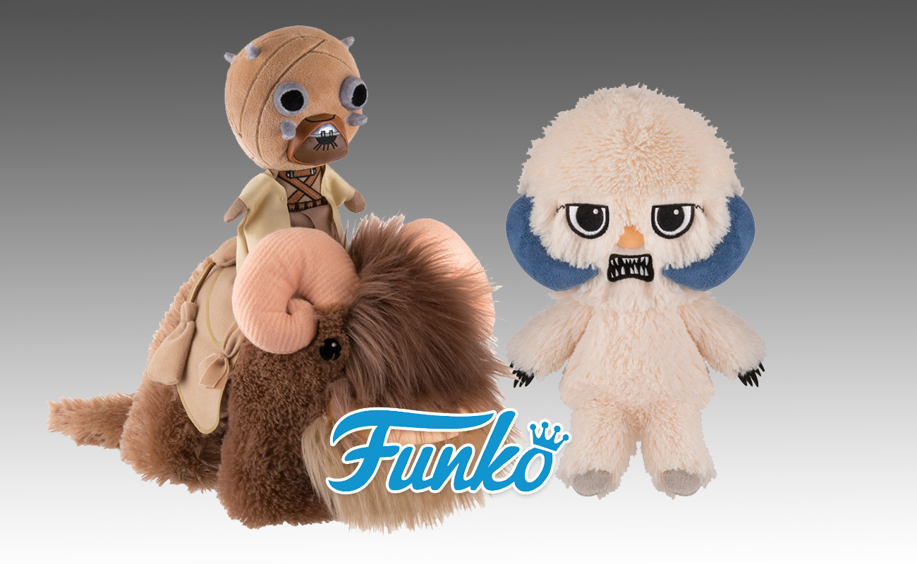 Exclusive Galactic Plushies