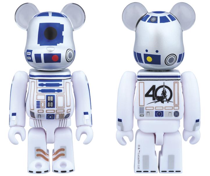 40th Anniversary R2-D2 Be@rbrick