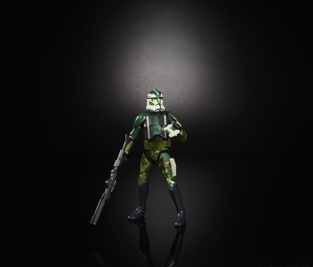 New Star Wars Black Series Figures
