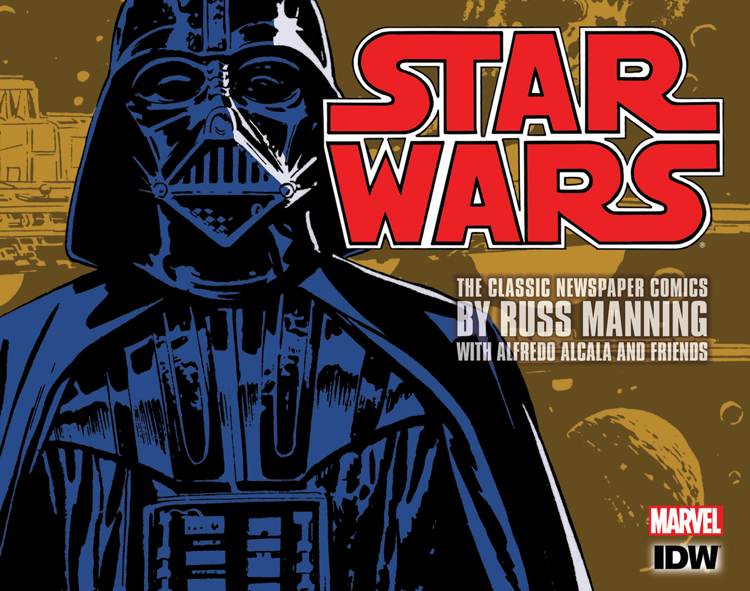 Star Wars The Classic Newspaper Comics