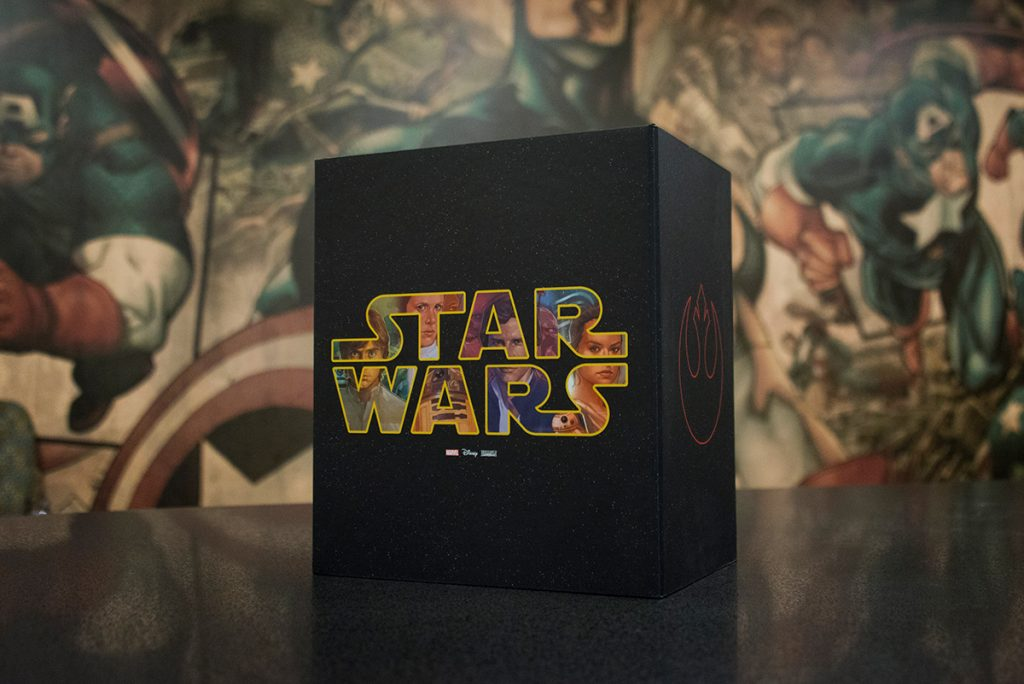 Star Wars Collected
