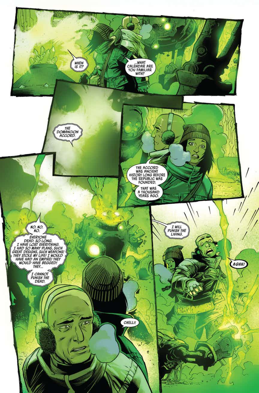 Doctor Aphra 6 Preview
