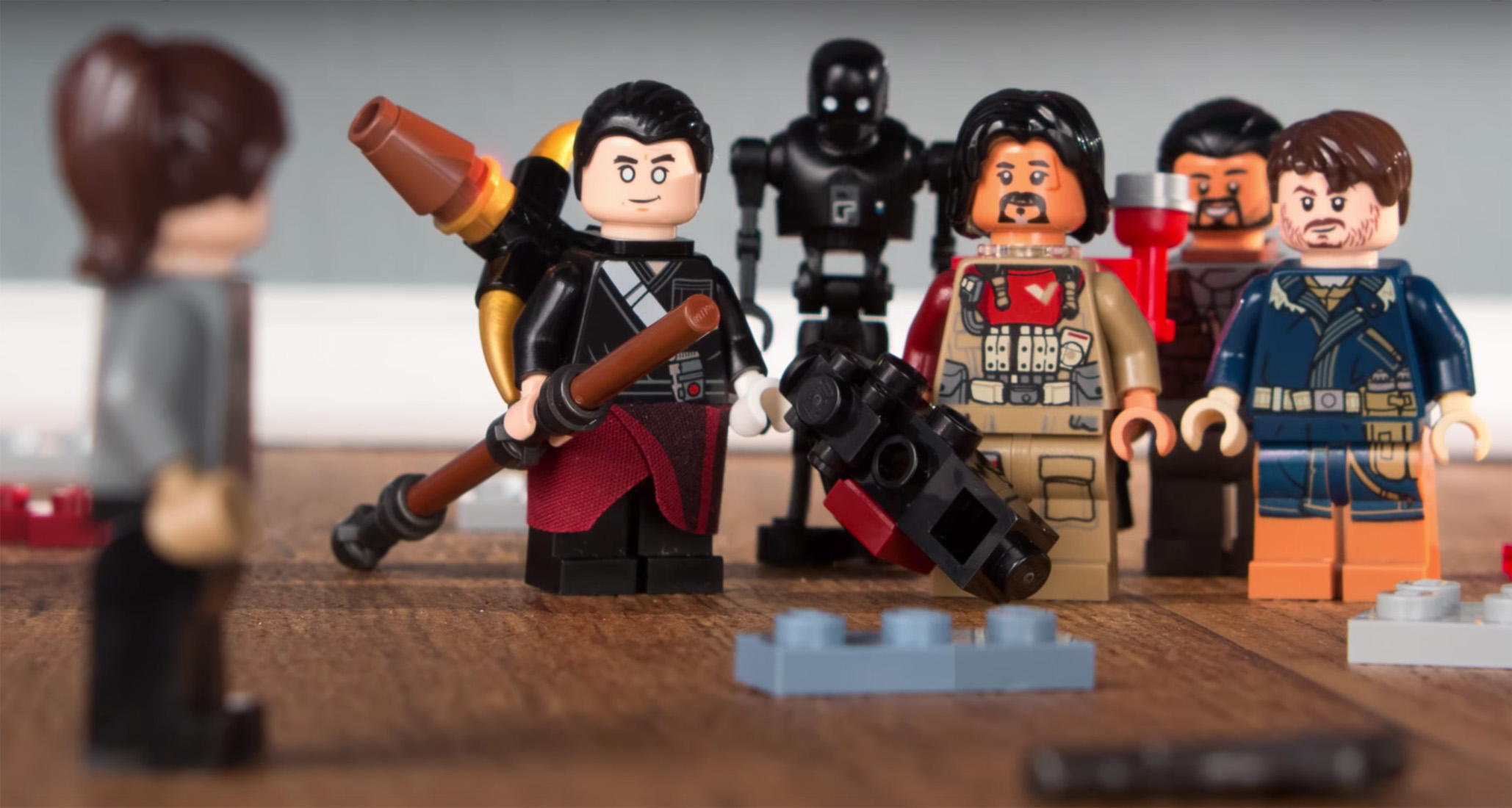 LEGO Rogue One Mini Movie