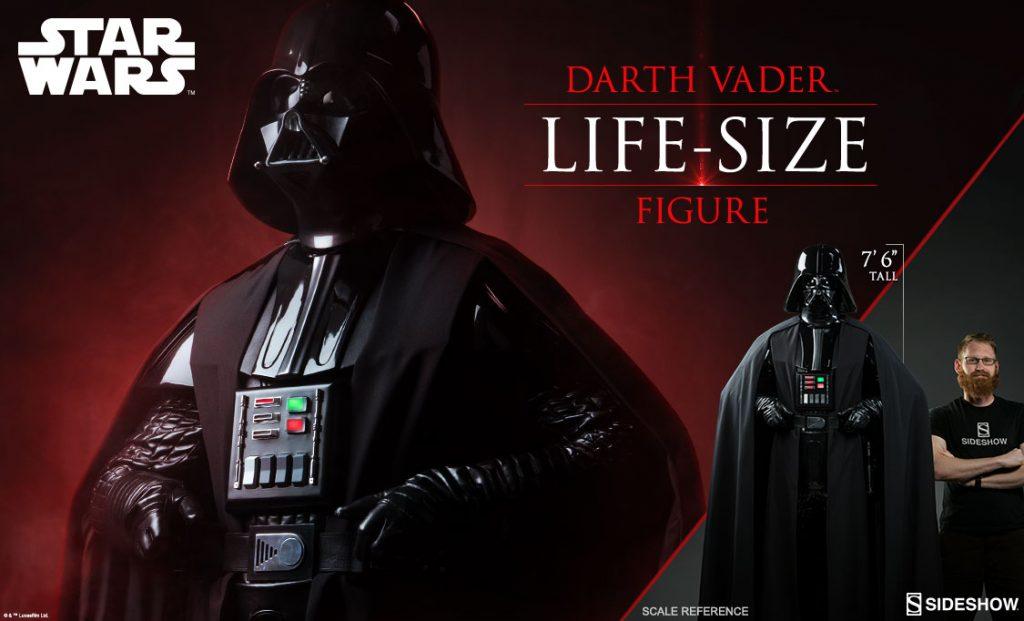 Life-Size Darth Vader