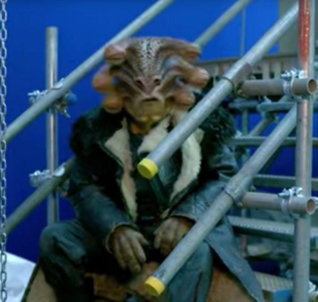 New Han Solo Alien