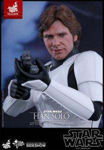 Han Solo Stormtrooper Figure