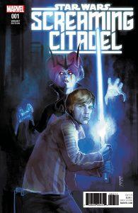 Screaming Citadel 1 Preview