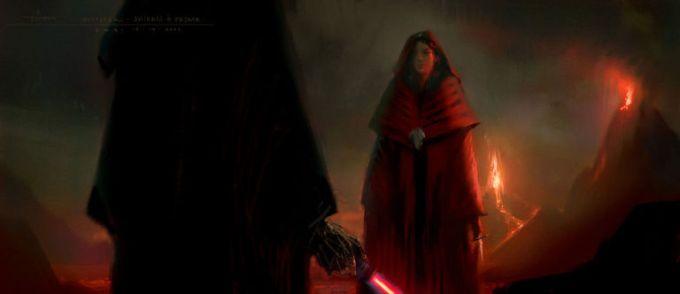 Revenge of the Sith's Original Ending