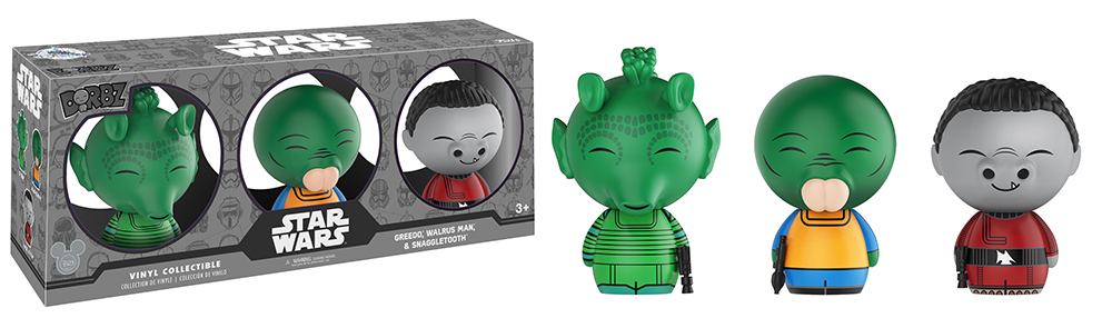 D23 Star Wars Dorbz