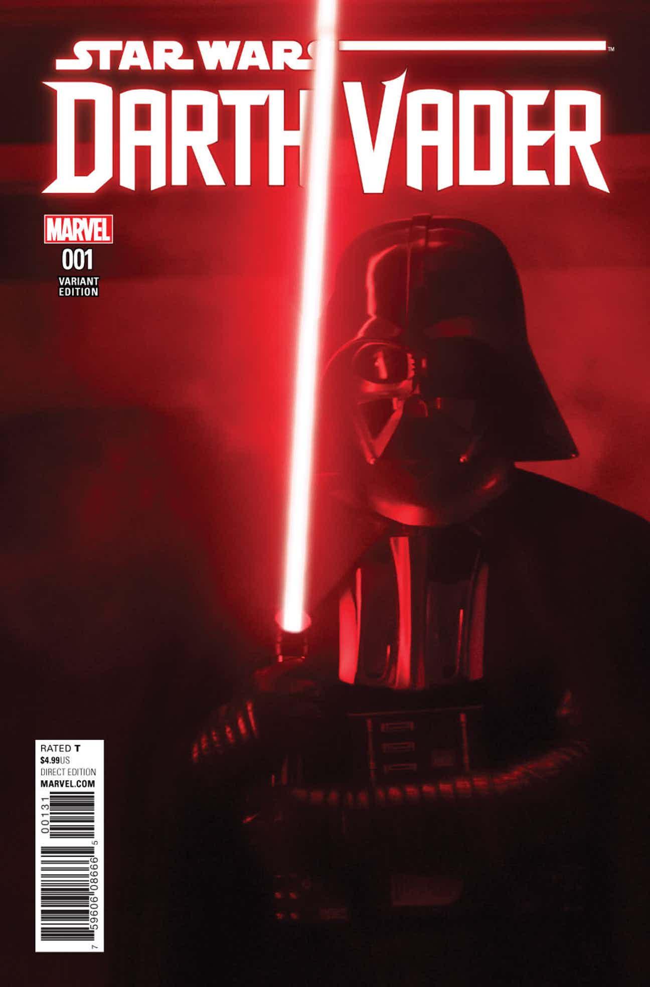 Darth Vader 1 Variant cover