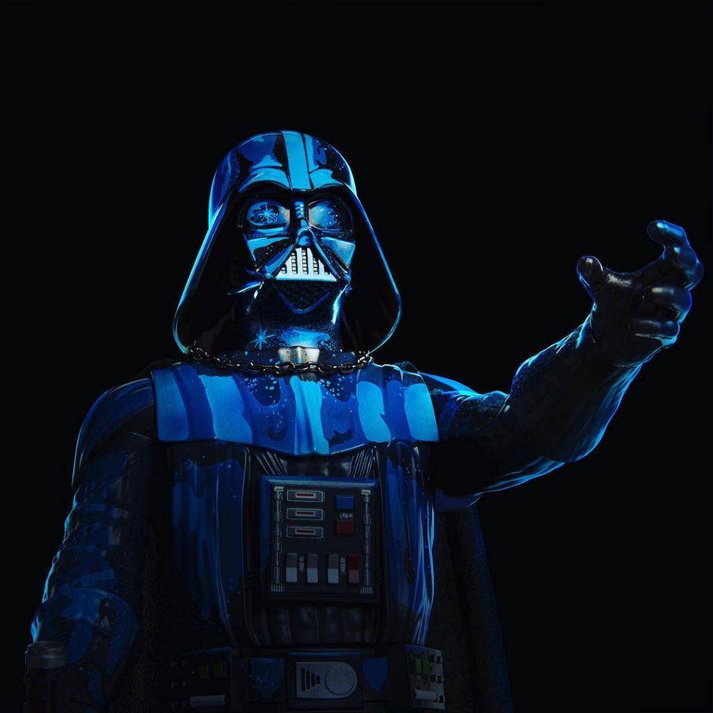 Hildebrandt Darth Vader