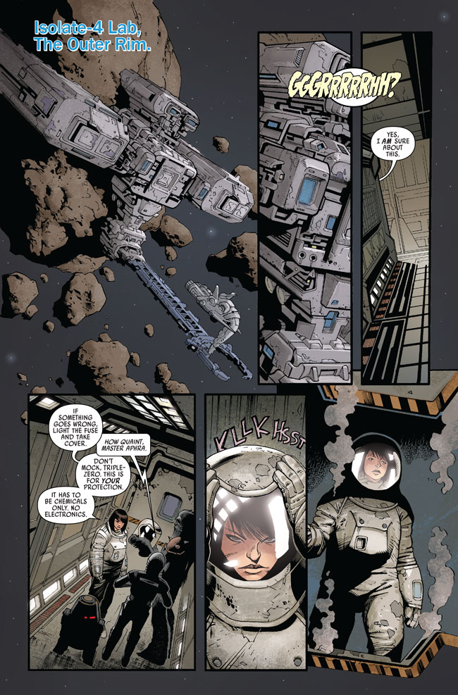 Doctor Aphra 9 Preview