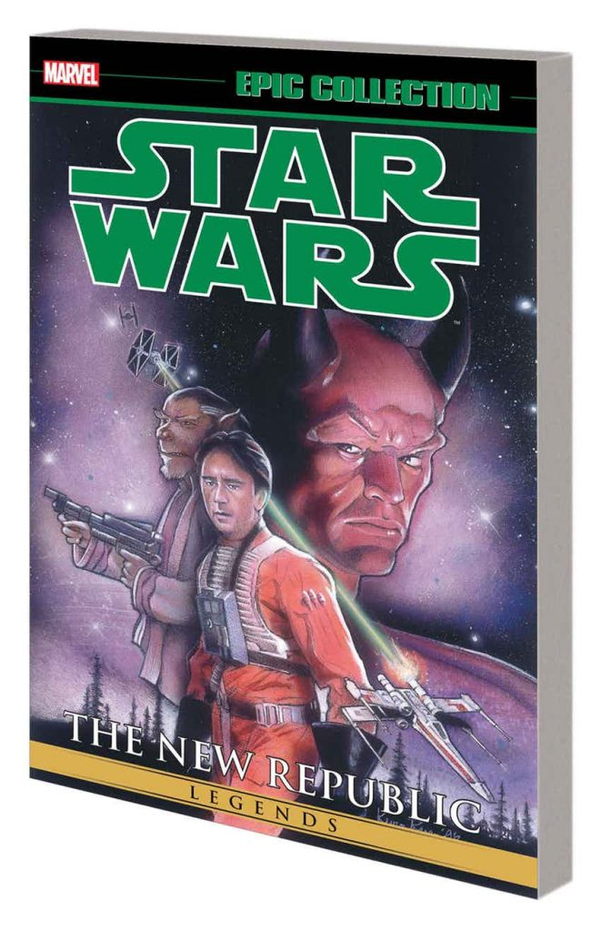 STAR WARS LEGENDS EPIC COLLECTION: THE NEW REPUBLIC VOL. 3 TPB