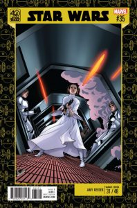 Star Wars 35 Variant Cover
