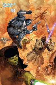 Star Wars: Jedi of the Republic: Mace Windu 1 page 2