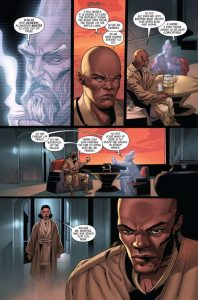 Star Wars: Jedi of the Republic: Mace Windu 1 page 4