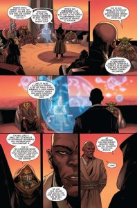 Star Wars: Jedi of the Republic: Mace Windu 1 page 5