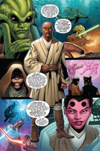Star Wars: Jedi of the Republic: Mace Windu 1 page 6