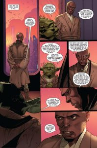 Star Wars: Jedi of the Republic: Mace Windu 1 page 7