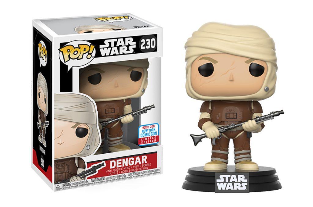 Pop! Star Wars: Dengar