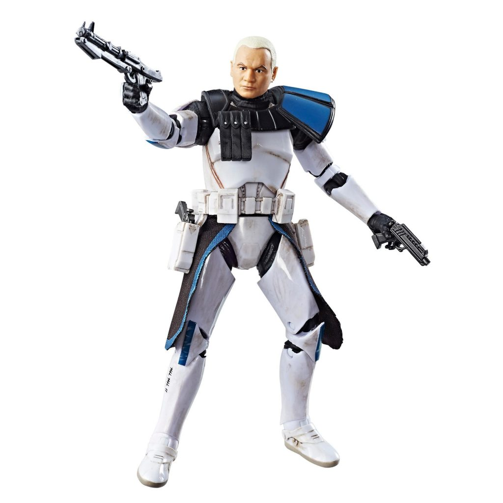 Star Wars The Black Series – Captain Rex