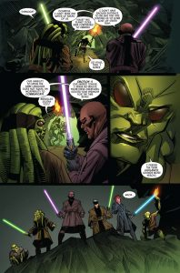 Star Wars: Jedi of the Republic: Mace Windu 2 page 3