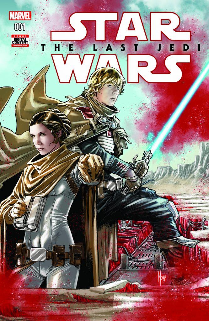 Star Wars: The Last Jedi – Storms of Crait 1