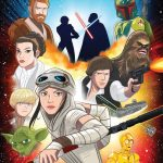 Star Wars Adventures 1 Cover