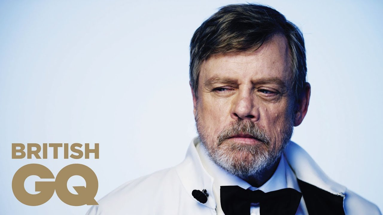 Mark Hamill GQ Interview
