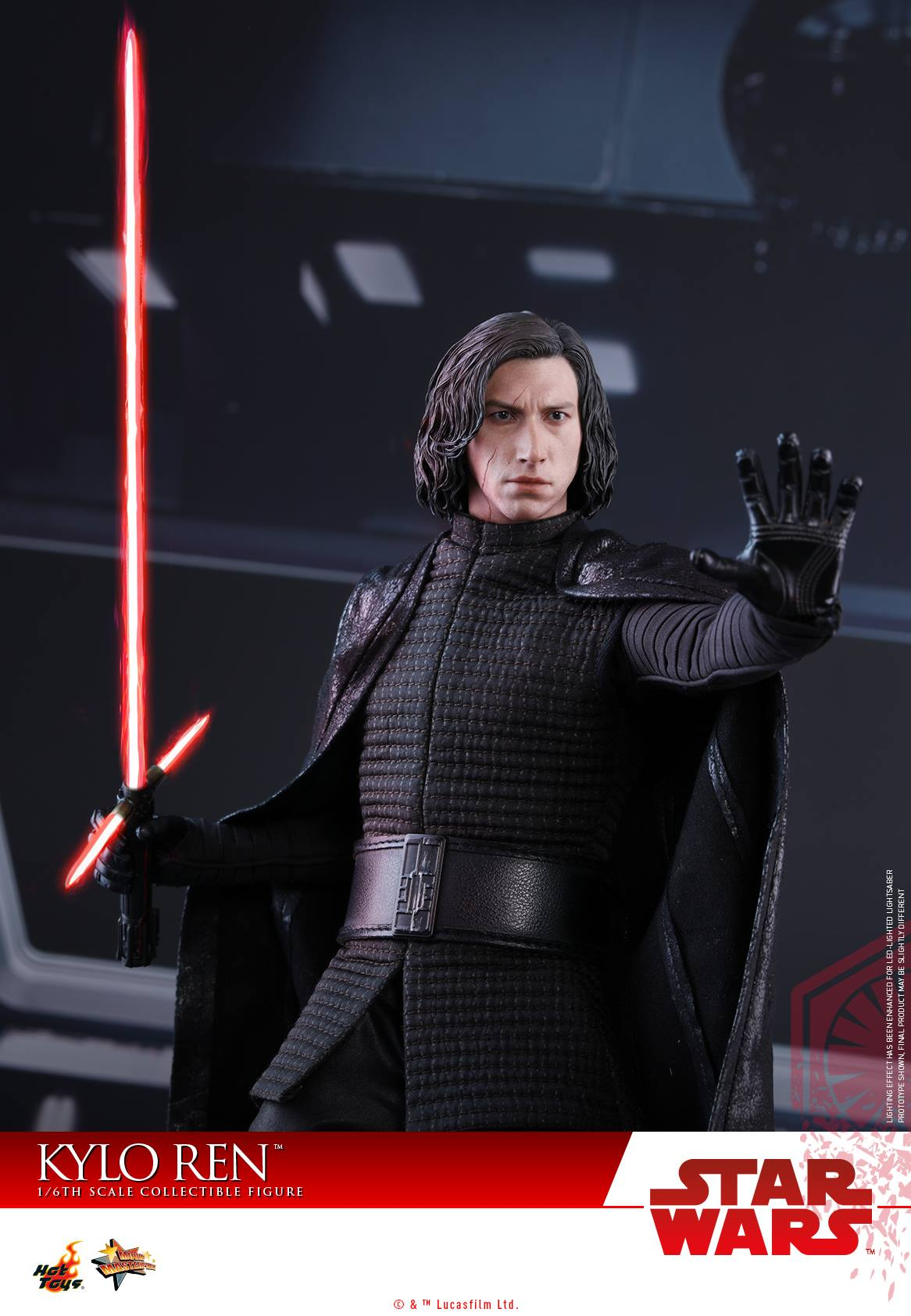 Discussions: Tweets/Instagram (NO SPOILERS) Hot-toys-tlj-kylo-ren-018