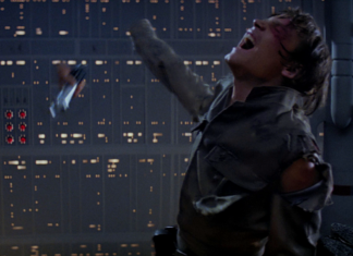 Luke Skywalker loses his hand (The Empire Strikes Back)