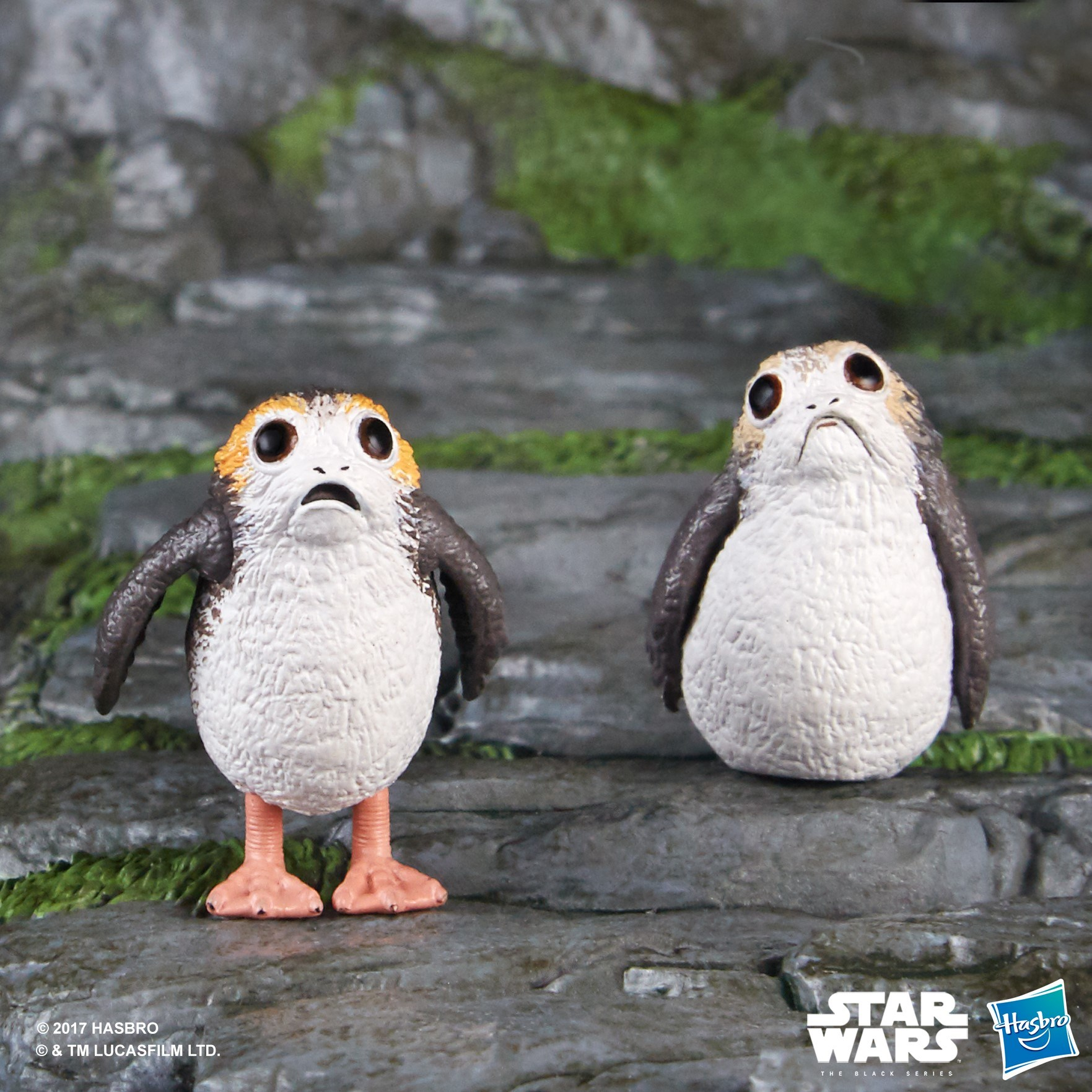 The Black Series Porgs