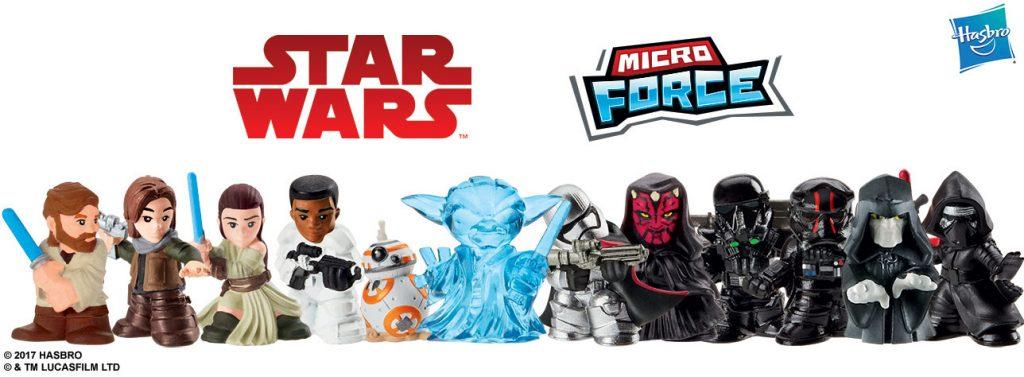Star Wars Micro Force Wave 2