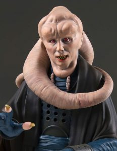 Star Wars: Return of the Jedi Bib Fortuna Bust by Gentle Giant