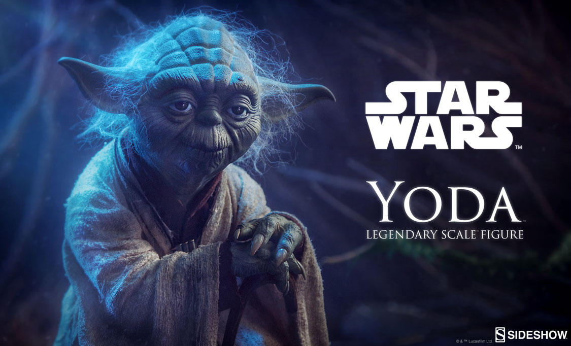 Yoda Legendary Scale Figure