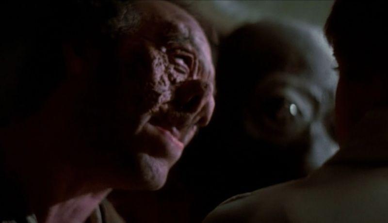 Alfie Curtis as Dr. Evazan in Star Wars: A New Hope