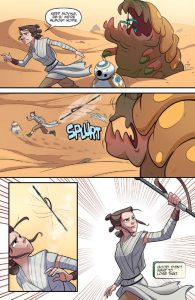 Star Wars: Forces of Destiny – Rey page 6