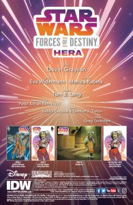 Star Wars: Force of Destiny – Hera