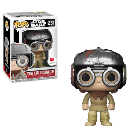 Anakin Skywalker POP