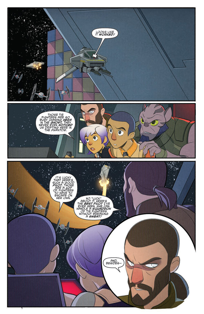 Star Wars Adventures #7 Cover