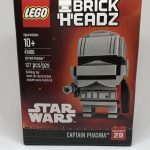 LEGO Brickheadz Captain Phasma 001