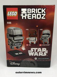 LEGO Brickheadz Captain Phasma 004